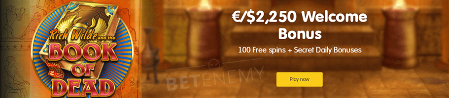 24K Casino Welcome Offer