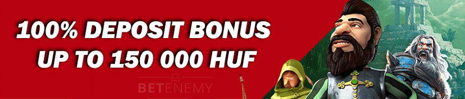 Betclic welcome casino offer for Hungary