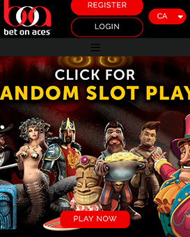 Bet On Aces mobile application