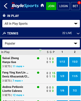 Boylesports android app download