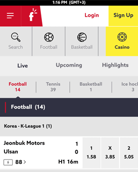 funbet mobile app android and ios