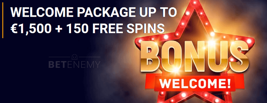 JVspin welcome offer