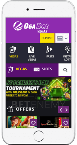 Ogabet mobile casino for iPhones